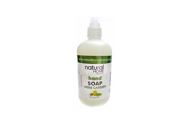 Cleaning Products - Hand Soap - Herb Garden