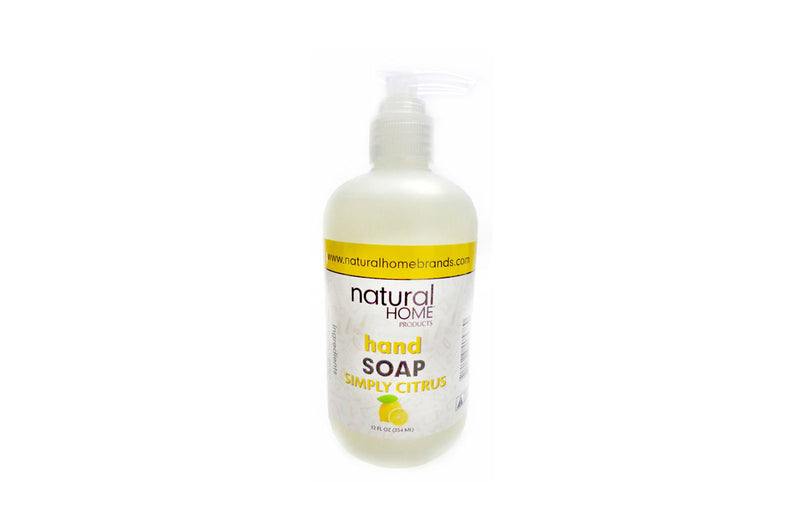 Cleaning Products - Hand Soap - Simply Citrus