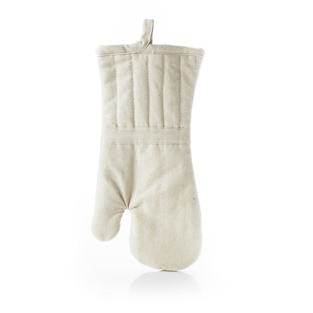 Organic Cotton   Oven Mitt; Kitchen ...
