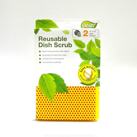 Reusable Dish Scrub
