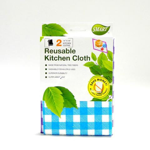 Reusable Kitchen Cloths