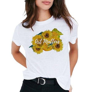 Van Gogh - MultipleShirts - Designs with Attitude