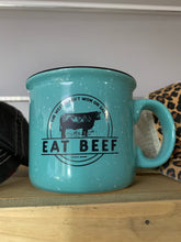 Load image into Gallery viewer, Eat Beef Campfire Mug