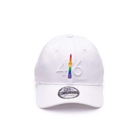 416 New Era 9TWENTY Adjustable Cap - Rainbow Tower