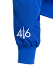 Limited Edition 416 Women's Bomber Jacket - Blue