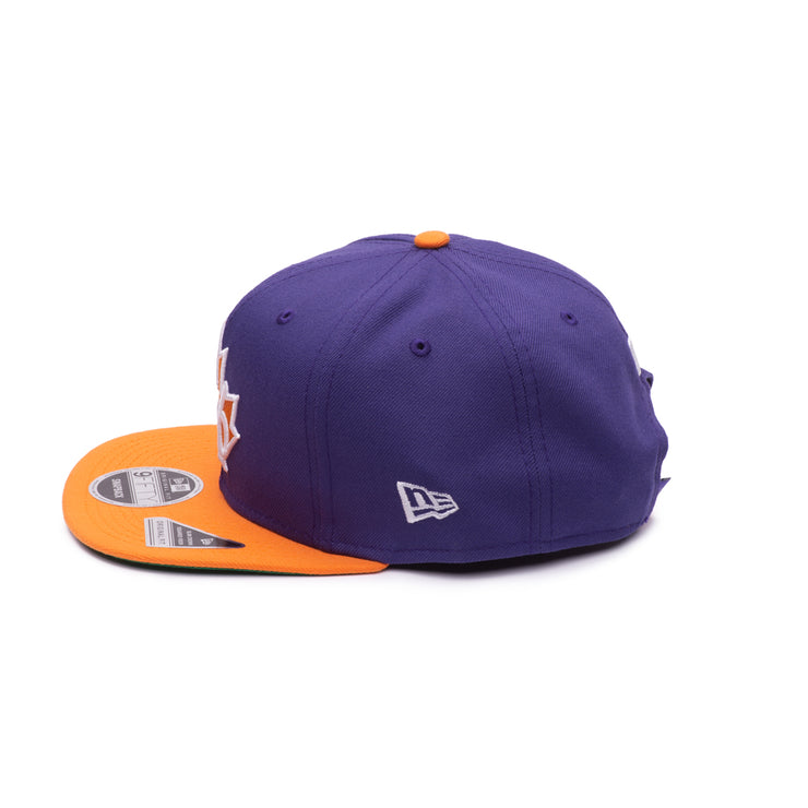 416 New Era 9FIFTY Snapback - Purple / Orange