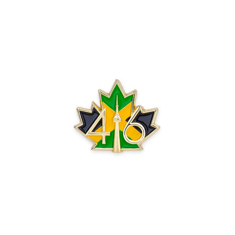 416 Jamaica Flag Lapel Pin