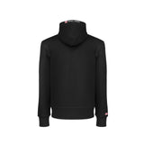 416 French Terry Men's Pullover Hoodie - Black