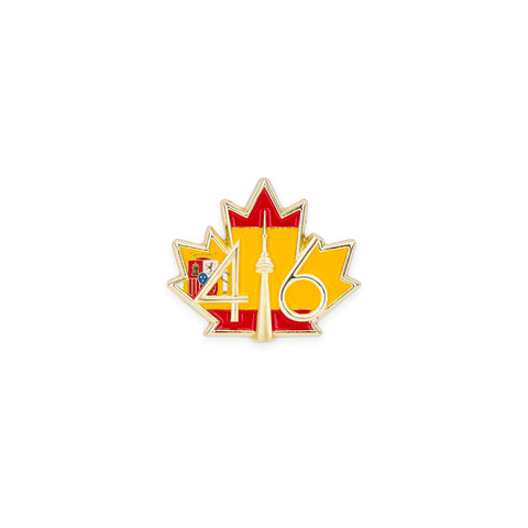 416™ Spain Flag Lapel Pin