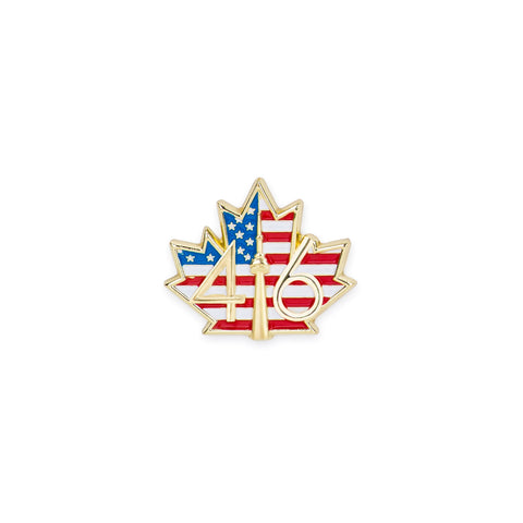 416™ USA Flag Lapel Pin