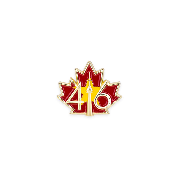 416 Vietnam Flag Lapel Pin