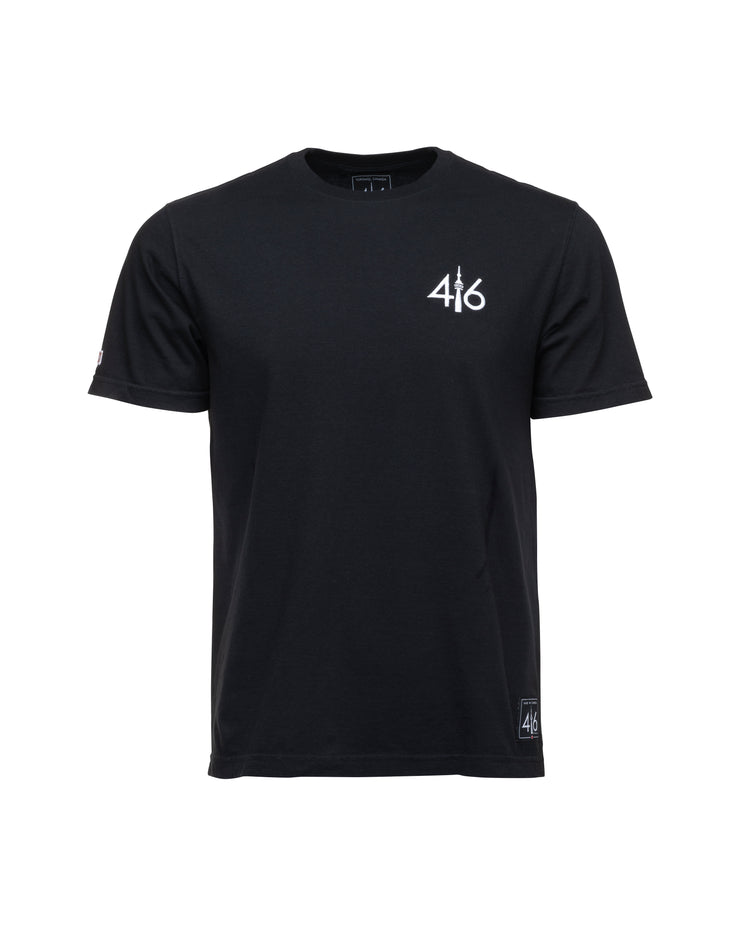 416 Short Sleeve Crew Neck T-Shirt