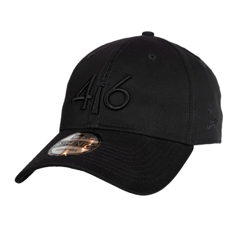 416 New Era 9TWENTY Adjustable Cap - Blackout