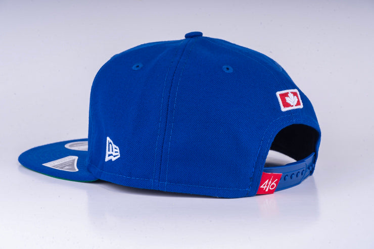 416 New Era 9FIFTY Snapback - Royal Blue