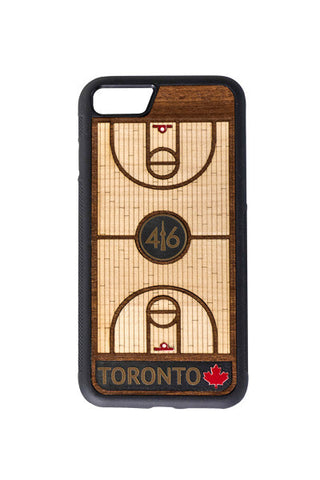 416 iPhone Case - Basketball Court