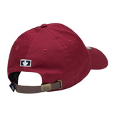 416™ New Era 9TWENTY - BURGUNDY/WHITE LOGO