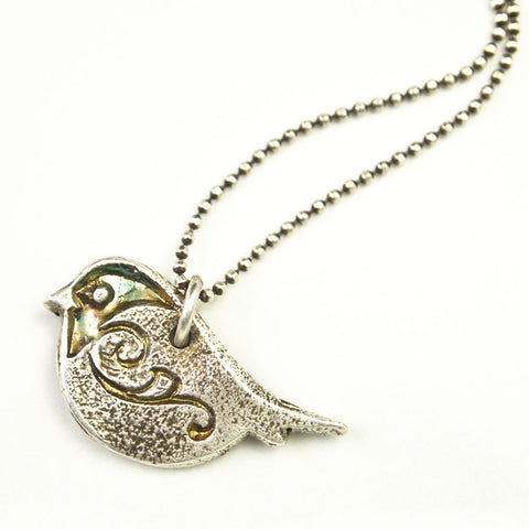 Little Sparrow Pendant
