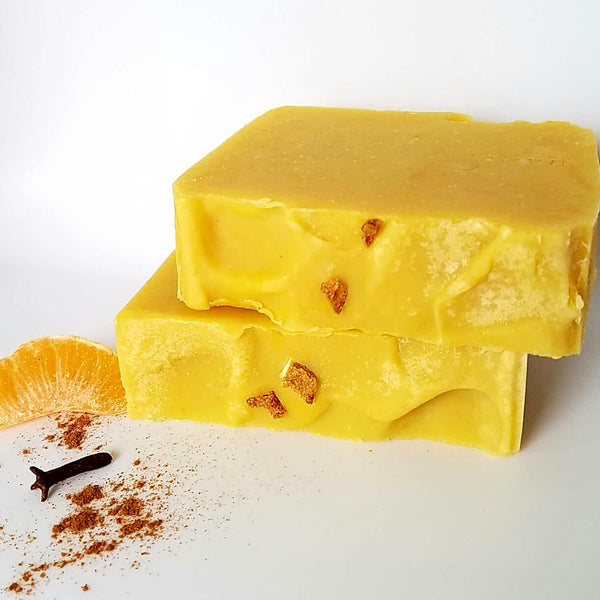 Spiced Orange Scented Soap
