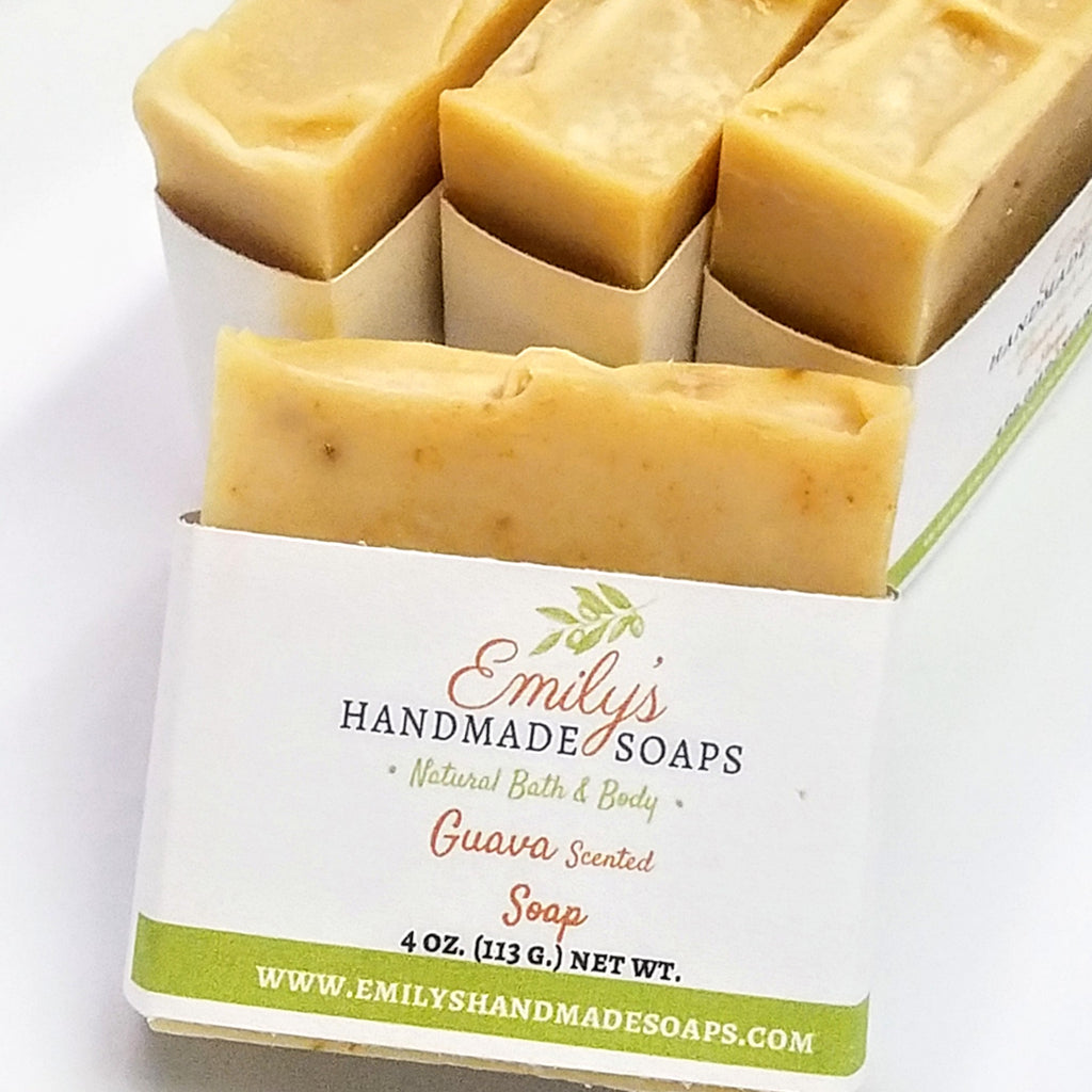 Guava Scented Soap