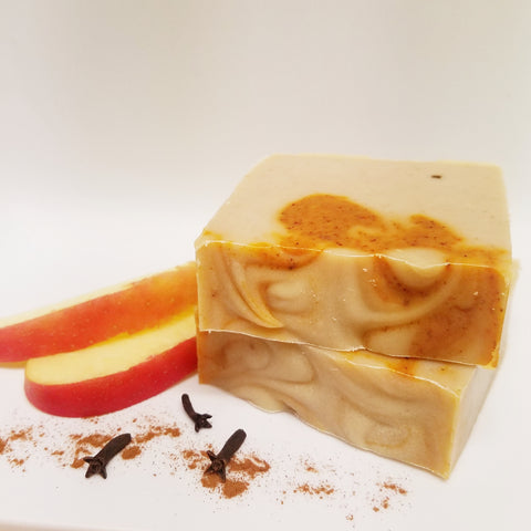 Apple Pie Scented Soap