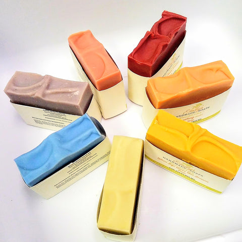 Chakra Collection Soap Scents