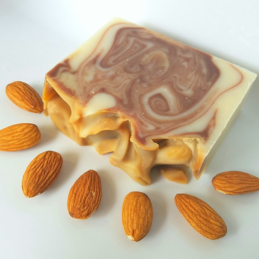 Almond Scented Soap by Emily's Handmade Soaps