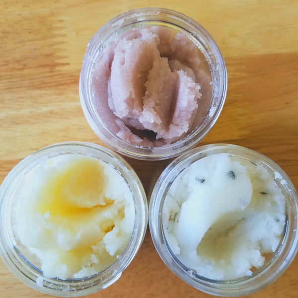 Body Polishing Sugar Scrub