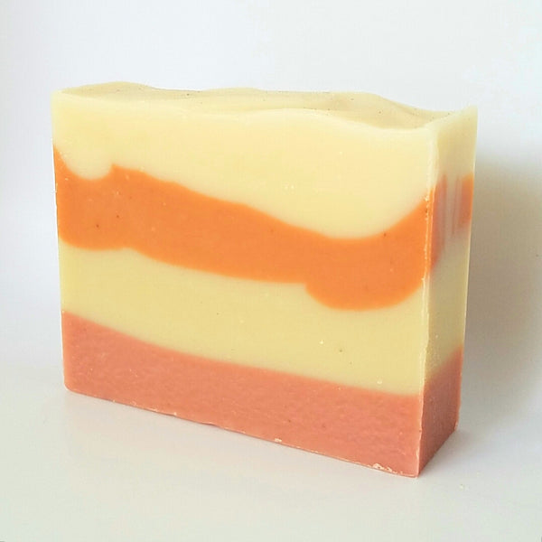 Lemon Cream Scented Soap