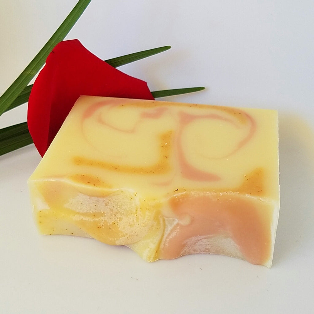 Rose Lemonade Scented Soap