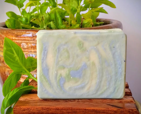 Peppermint Spearmint Scented Soap