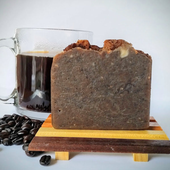 Espresso Coffee Scented Soap
