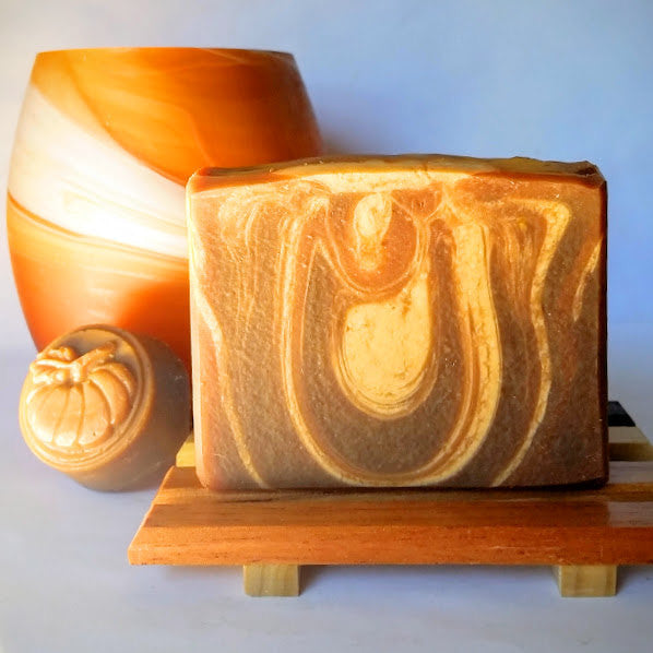 Pumpkin Scented Soap