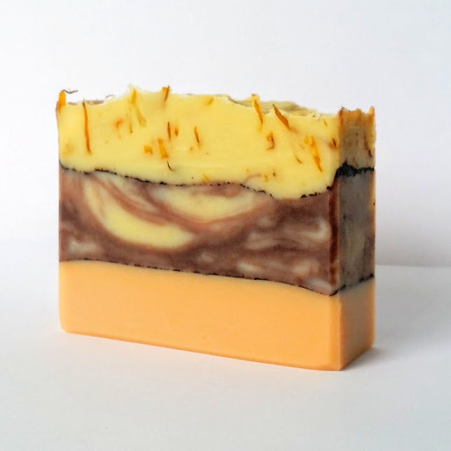 Patchouli Orange Scented Soap