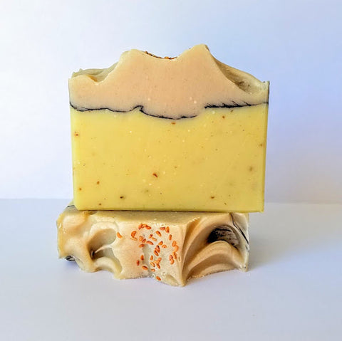 Lavender Mint Scented Soap