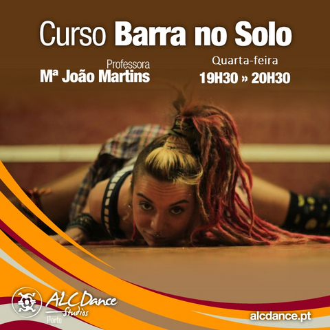 Curso Barra no Solo | 24 Abril