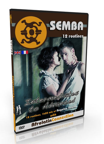 DVD - How to Dance SEMBA - Intermediates to Advanced
