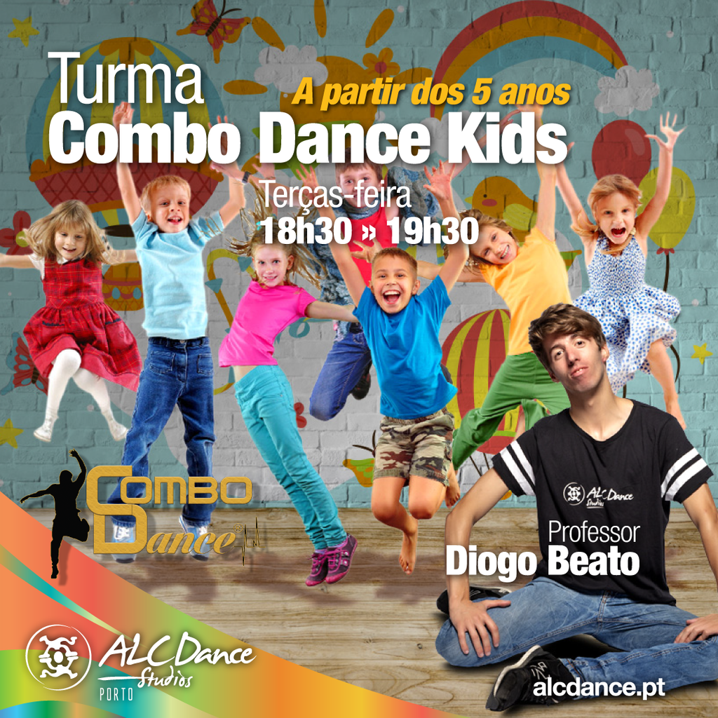 Turma Combo Dance Kids