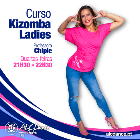 Curso Kizomba Ladies