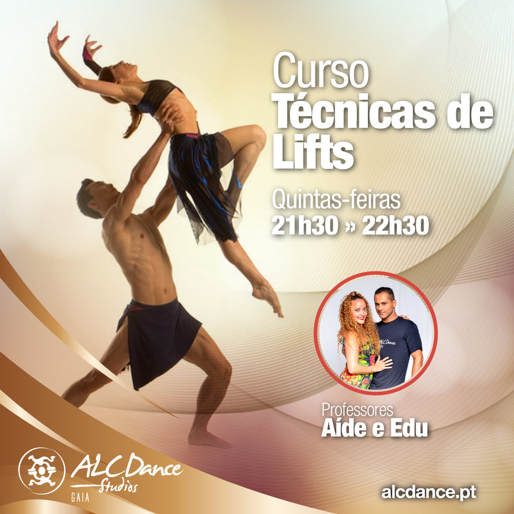 Curso Técnicas de Lifts - Aide e Edu