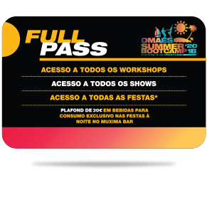 DMAES SUMMER BOOTCAMP 2018 - FULL PASS