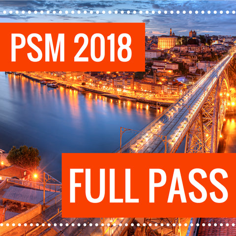 PORTO SALSA MOB 2018 - FULL PASS
