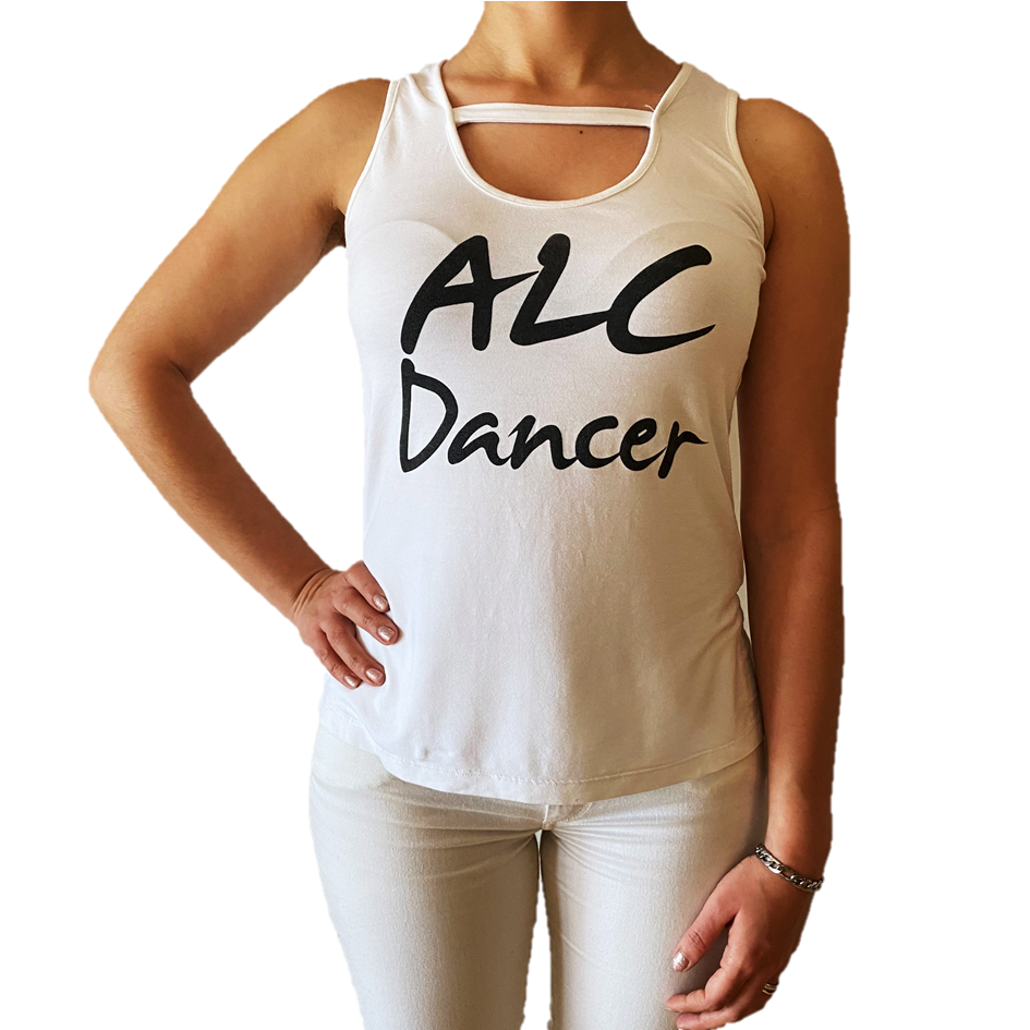 Top ALC Dancer Mulher --- ALC Dancer Top Woman