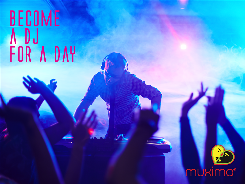 Become a DJ for a Day - Ser DJ por 1 dia