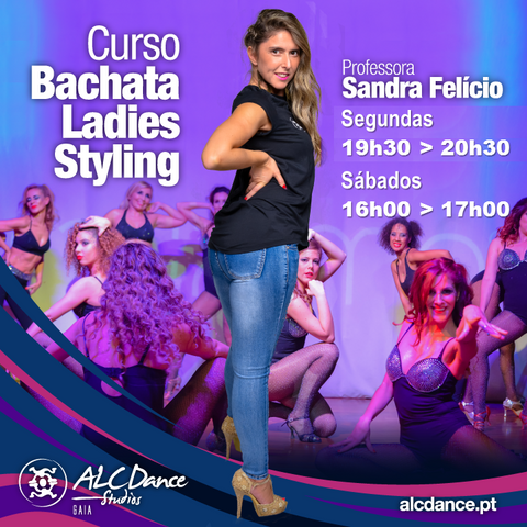 Curso Bachata Ladies Styling