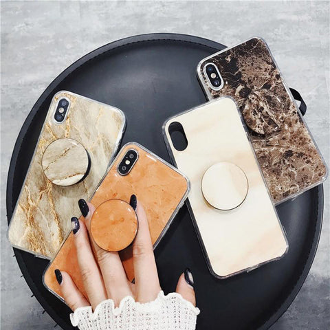 Marble Luxury Phone Cases