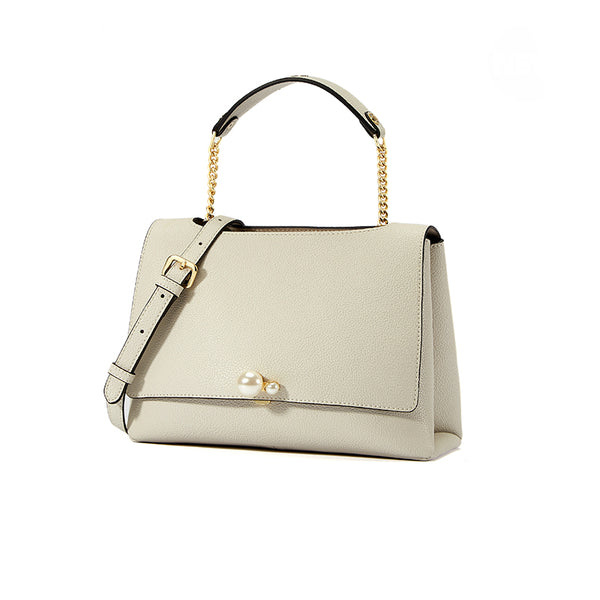 Pearl Chain Crossbody Bag - AARB Store