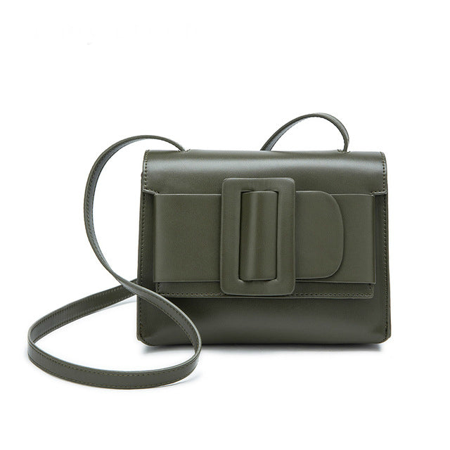 Belt Buckle Bag