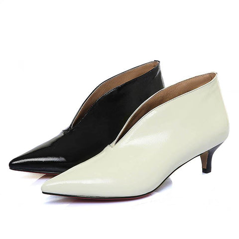 Pointed Toe Shoes - AARB Store