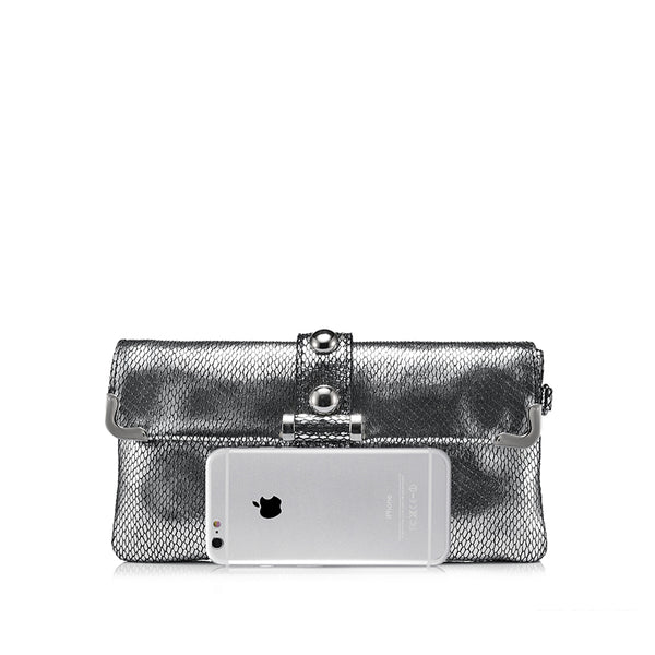 Evening Leather Clutch - AARB Store