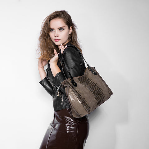 Alligator Hobo Bag - AARB Store